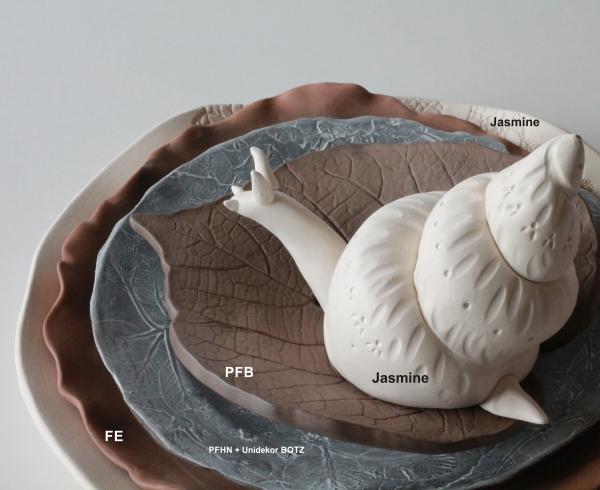 JASMINE керамическая масса SOLARGIL, 10 кг