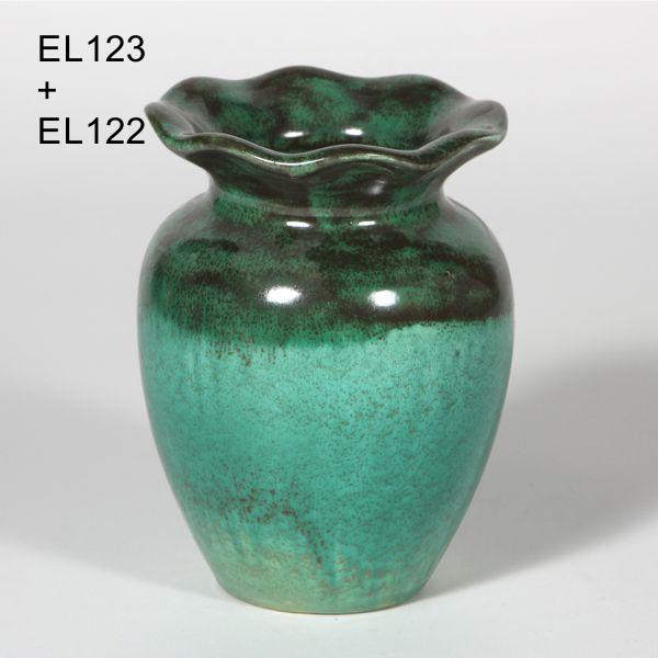 EL-122 Malachite (Elements) глазурь Mayco