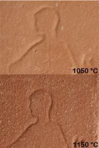 №322 красная шамотная масса 25% (0-0,5 мм) Witgert