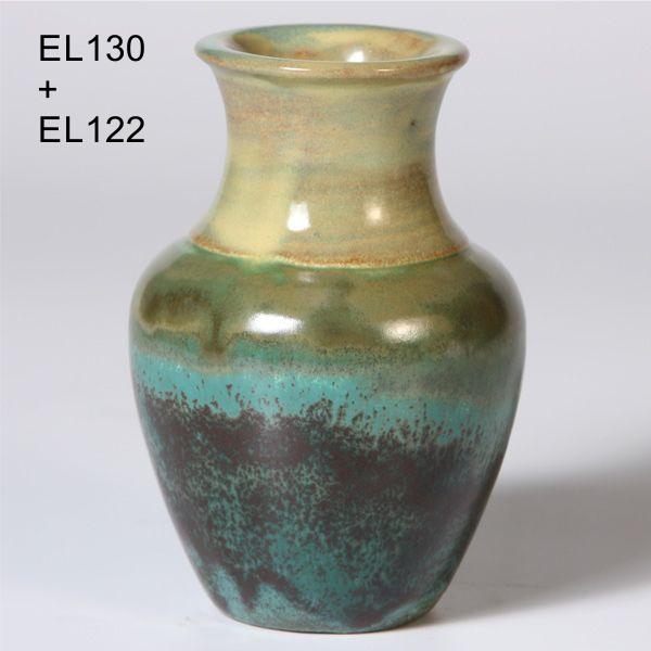 EL-130 Морская зелень (Elements) глазурь Mayco