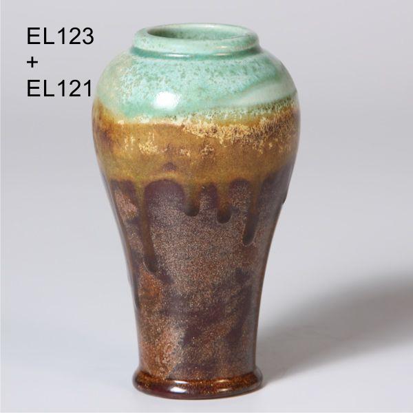 EL-123 Patina (Elements) глазурь Mayco