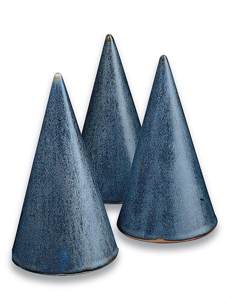 7511E Палома синий глазурь Terracolor