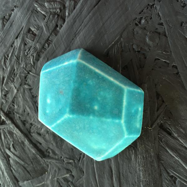 7871 Бирюзово-синяя глазурь Terracolor