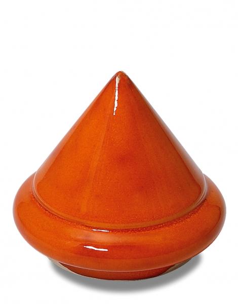 7963 Красный апельсин глазурь Terracolor