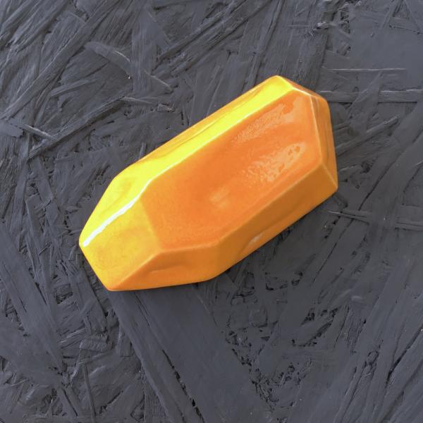 7968 Светло-желтый глазурь Terracolor