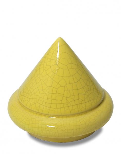 7991 Жёлтая кракле глазурь Terracolor