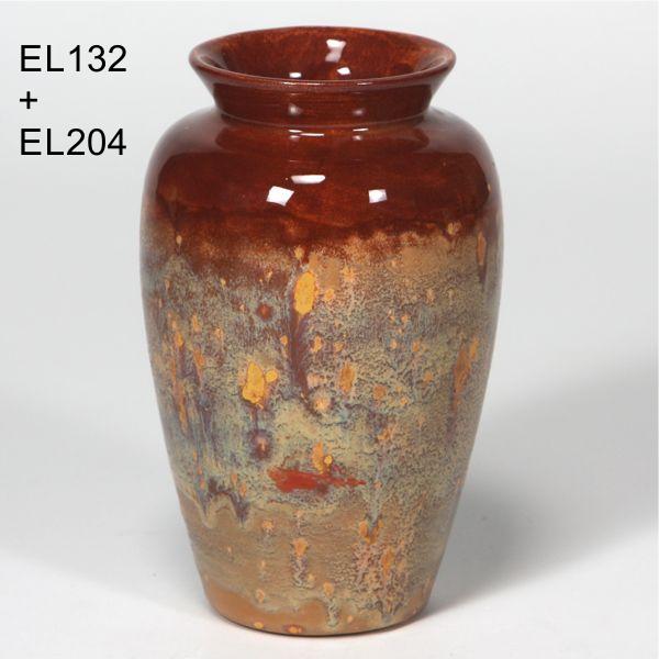 EL-204 Glowing Embers (Elements) глазурь Mayco
