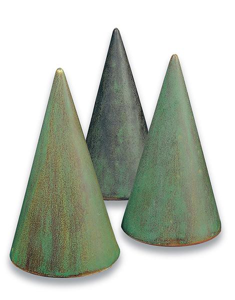 8048 Античный зеленый глазурь Terracolor