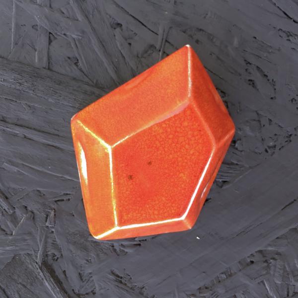 8549 Яркий мак глазурь Terracolor