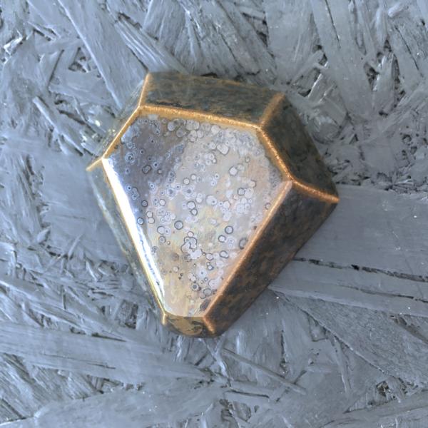 8553 Обсидиан глазурь Terracolor
