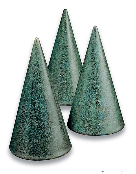 8815 Зеленый драгоценный камень глазурь Terracolor