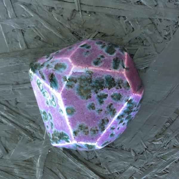 8830 Тиффани фиолетовая глазурь Terracolor