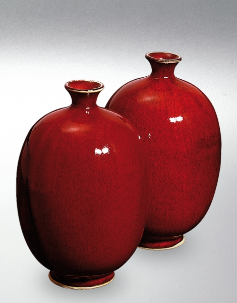9633 Насыщенная тёмно-красная высокотемпературная глазурь Terracolor