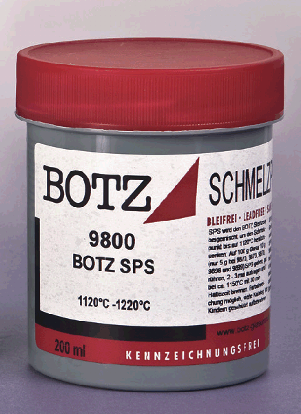 9800 флюс Botz