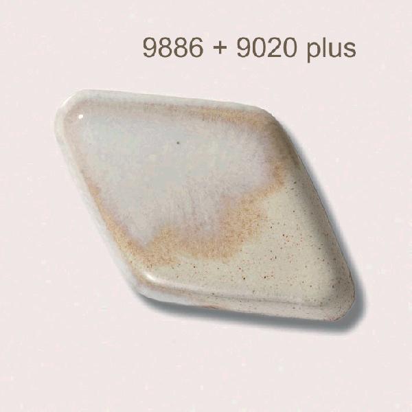 9886 Светло-коричневая глазурь Botz