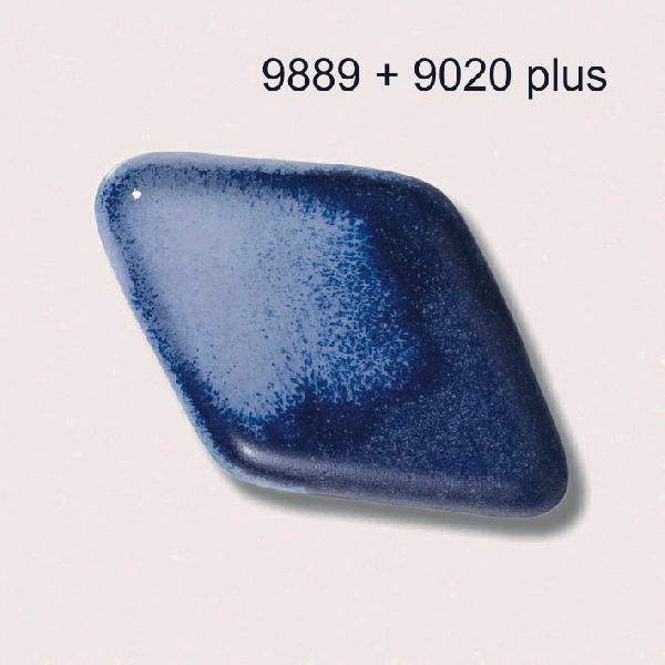 9889 Индиго глазурь Botz