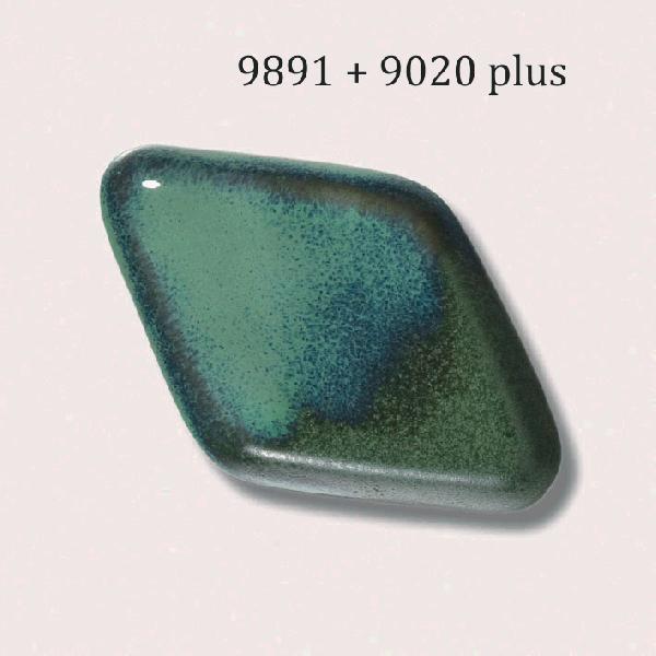 9891 Зеленый гранит глазурь Botz