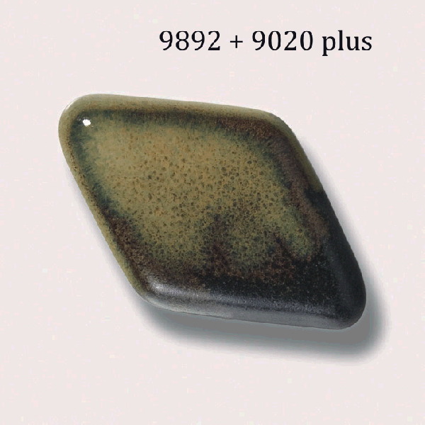 9892 Саламандра глазурь Botz