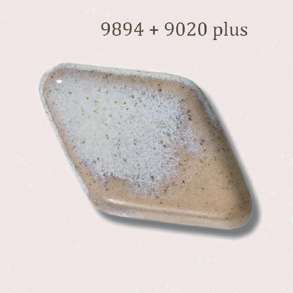 9894 Бежевый гранит глазурь Botz