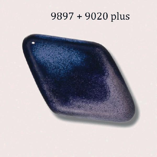 9897 Розово-лиловая глазурь Botz