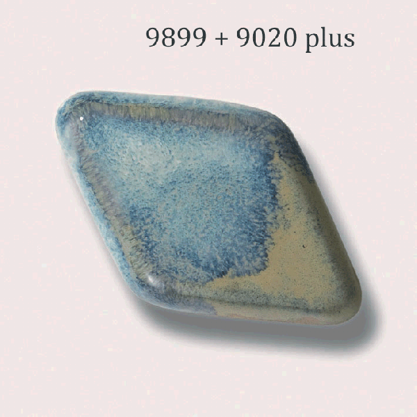 9899 Травертин глазурь Botz
