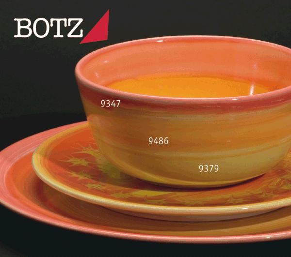 9486 Тыква глазурь Botz