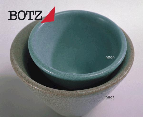 9890 Бирюзовый гранит глазурь Botz