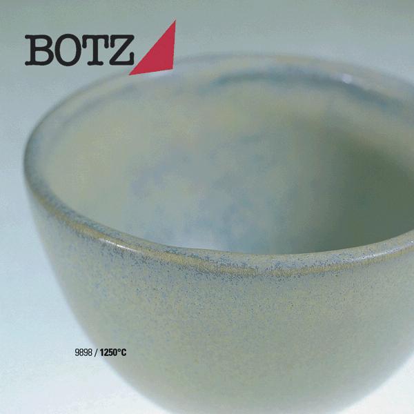 9898 Голубой лед глазурь Botz