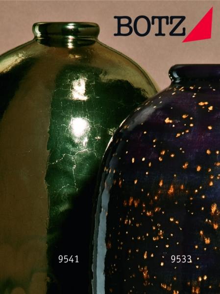 9541 Золотая глазурь Botz