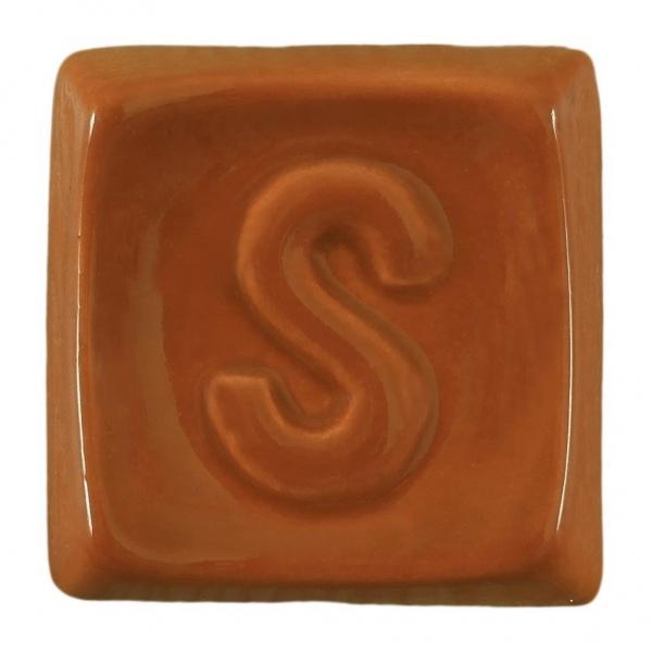 TRS 593 Золотая коричневая глазурь Seramiksir