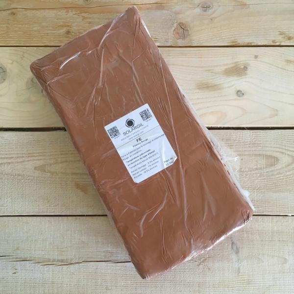 FE керамическая масса SOLARGIL, 12.5 кг