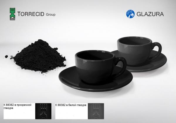 K 88382 Черный пигмент Cr-Fe-Co-Ni-Mn