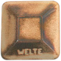 KGE 124 Коричневая глазурь WELTE