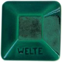 KGE 23 Средне-зелёная глазурь WELTE