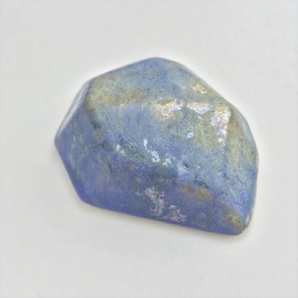 KGE 231 Люстровая голубое золото глазурь WELTE