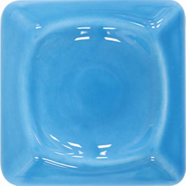KGG 54 Голубой павлин глазурь WELTE