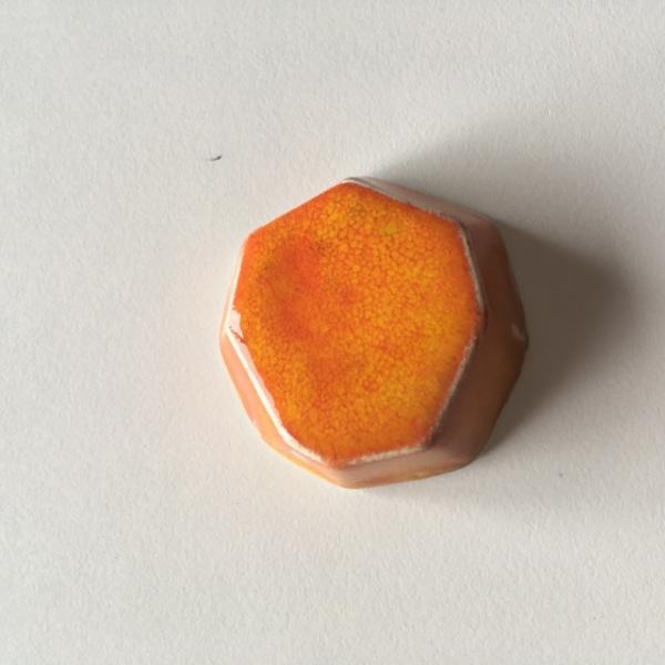 KGG 112 Оранжевая глазурь WELTE