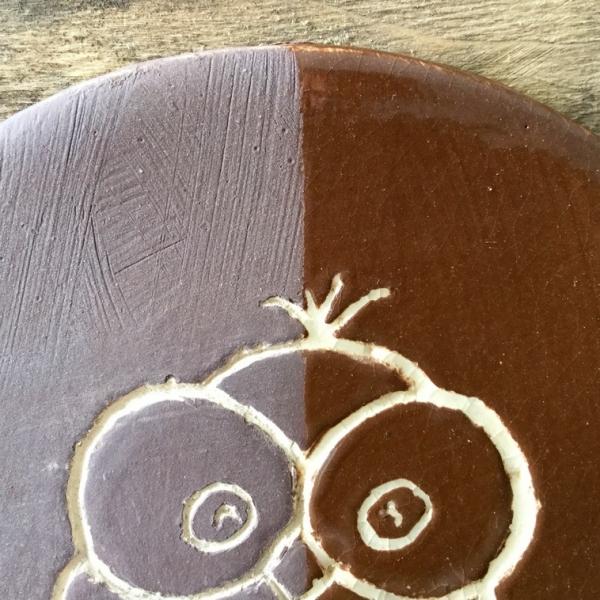 9052 Темно-коричневый ангоб Botz