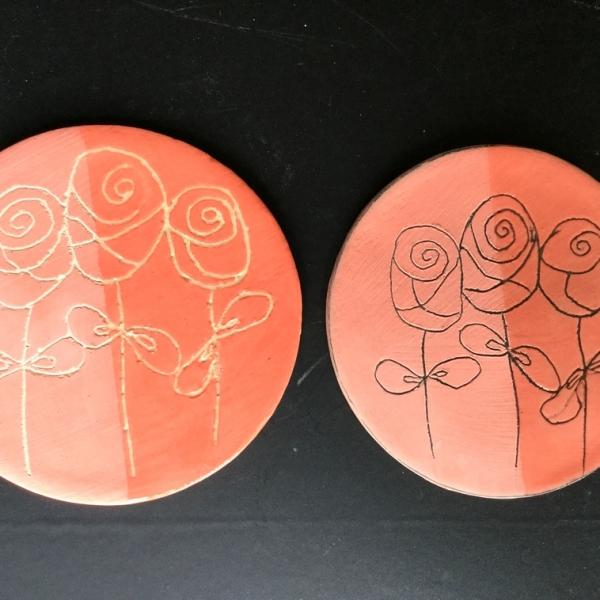 9060 Оранжевый ангоб Botz