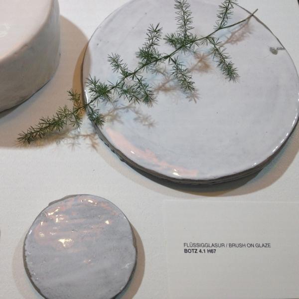 9101 Белая глянцевая глазурь Botz