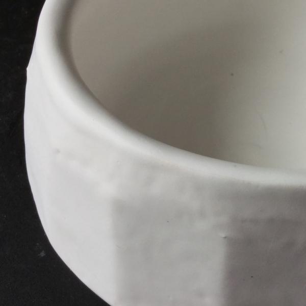 9107 Белая матовая глазурь Botz