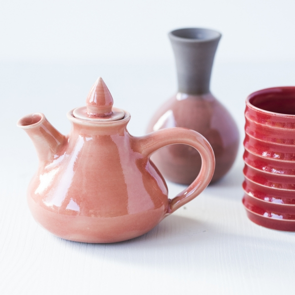 9307 Розовый жемчуг глазурь Botz PRO