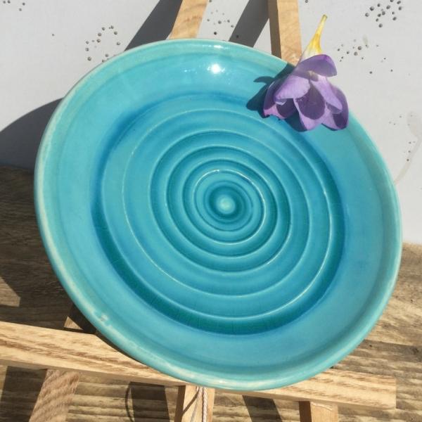 9342 Голубая вода глазурь Botz