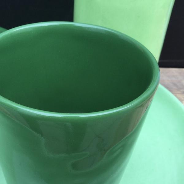 9377 Еловая зеленая глазурь Botz