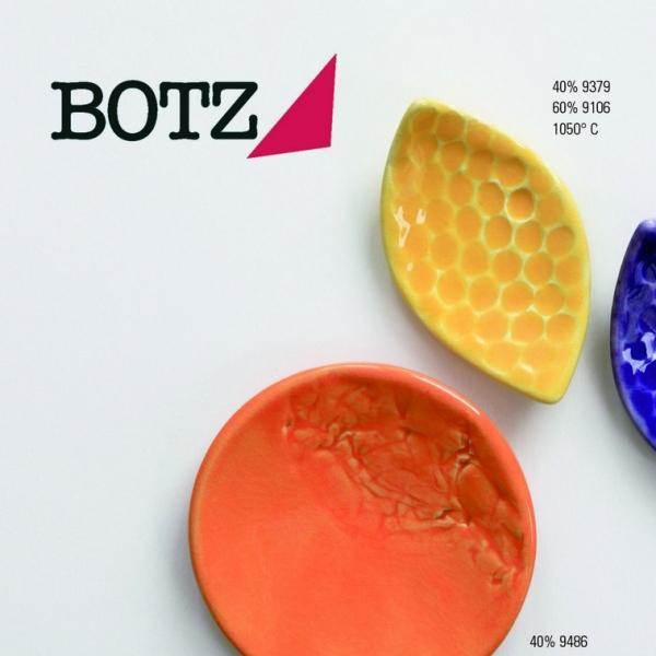 9379 Канареечная глазурь Botz