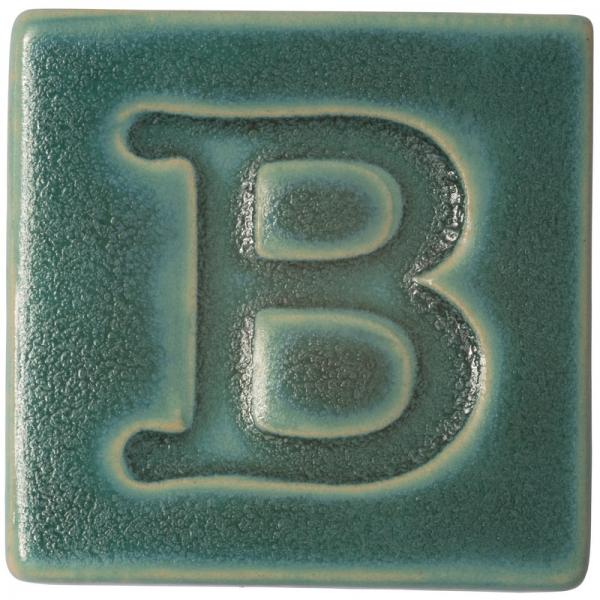 9565 Бирюзовая кристальная глазурь Botz