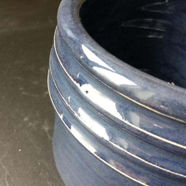 9579 Черно-синяя глазурь Botz