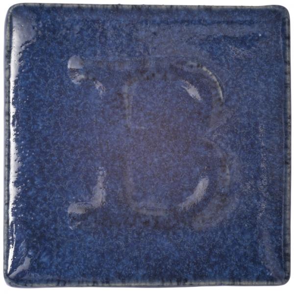 9591 Стальная синяя глазурь Botz