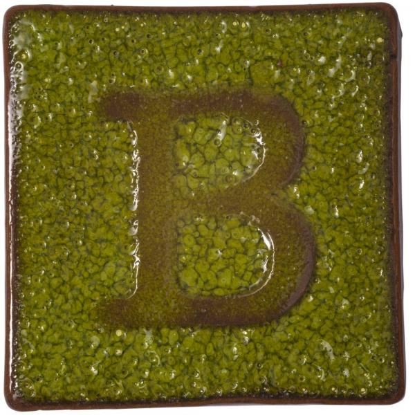 9597 Зеленое пламя глазурь Botz