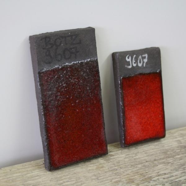 9607 Коралловая глазурь Botz